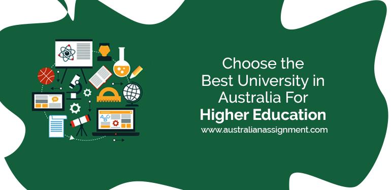 Best University In Australia