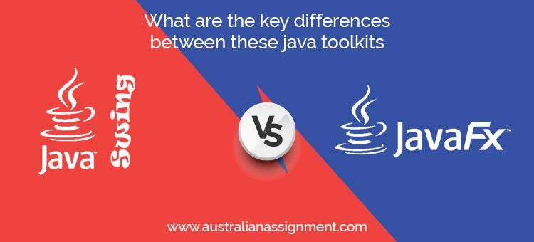 javaswing vs javafx