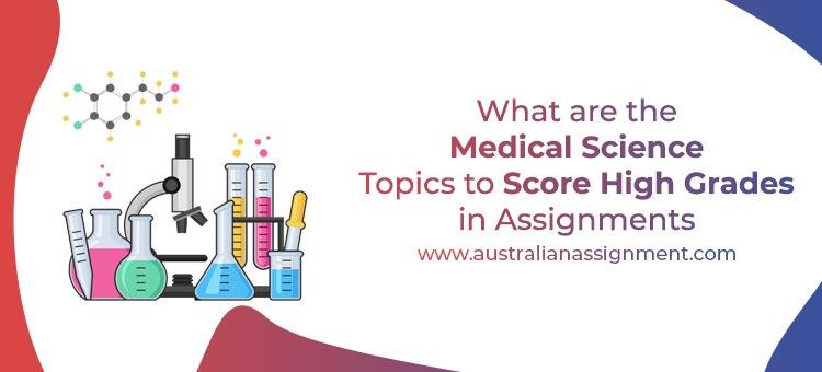 medical science topics