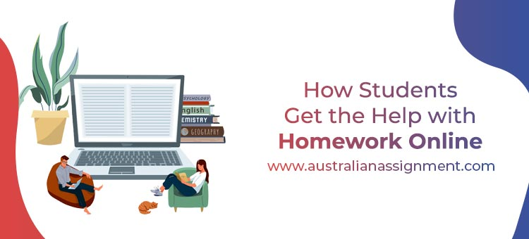 How Students Get the Help with Homework Online