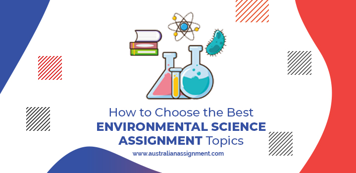 environmental science assignment topics